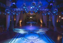Pista de dança para casamento / Inspiração de pistas de dança para casamentos