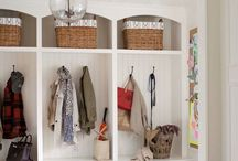 Mud room / by T GS