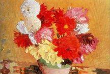 Stefan Luchian flowers