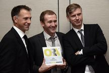 Online Retail Awards / In September 2013 we were very pleased to pick up an award for our website / by Ellis Brigham Mountain Sports