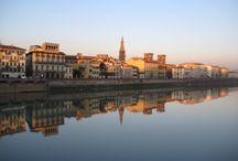 Florencia, Italia / Falta poco para llegar