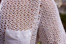 moda masculina croche trico