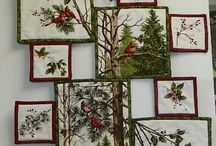 dekoratif pano tablo