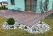 Dřevěné terasy / Uskutečněné realizace dřevěných teras