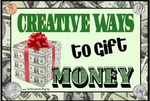 Creativ ways to gift money
