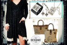 DLD Boutique / Treasures available on line or at our store front for bohemian fashion and home decor!