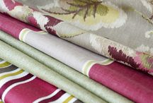 Fabric Combinations / by Grauers Decorating Center Lancaster Pa