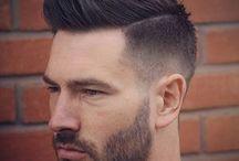Fiú frizurák