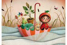 Marie Desbon♥ / ILLustrations