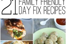 21 day fix family meals