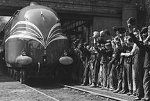 Steam, Locomotives & Road Vehicles