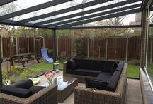 3. Tuinkamer - Batist Hobbykassen / Ook voor uw woning ontwerpt en bouwt Batist Hobbykassen de tuinkamer op maat. 0174-290727