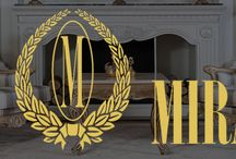 Furniture Collections And Decoration Samples By MIRAGE / We are the manifacturer firm in Turkey.Our way is classical and some art deco styles.Except these our core business is decoration.We are working in important projects in the world.