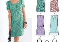 Easy summer dress pattern