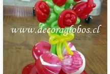 DECORAGLOBOS / DECORAMOS TU EVENTO CON GLOBOS,DECORACIONES ÚNICAS!! www.decoraglobos.cl +56964187936 228912919 Santiago ,Chile