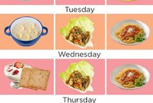 meal plan for lose weight