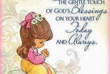 Cutey prayer