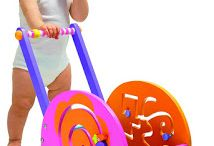 Baby Walker Toys / Toys that help babies walk independently.
