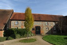 Abbey Barn Business Centre / Our lovely new office