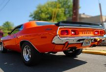 Great muscle cars