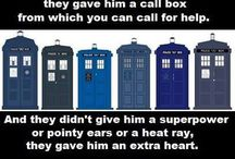Doctor Who / the best alien ever :)
