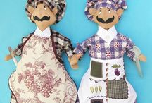 Mascots DIY tutorials / We sew toys DIY