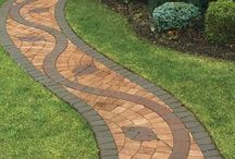 Landscaping-patio-courtyard