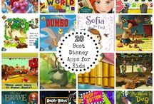 Apps for the Kidlets / by Daisy Blake