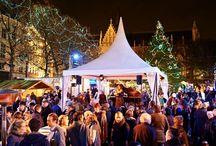 Les Nocturnes du Sablon - De Nocturnes van de Zavel 2013 - Brussels