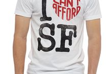 DSF Clothing Co. Men's Graphic Tees / High five worthy tees!