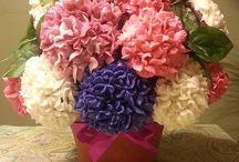 Çiçek dekorasyonu