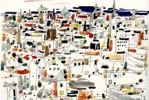 Urban Sketchers –Cities