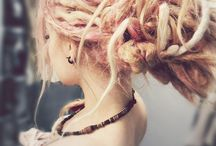 coloring dreads