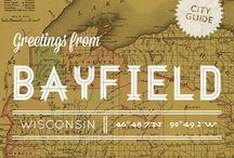 Awesome Press! / by Bayfield WI
