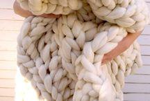 arm/hand knitting