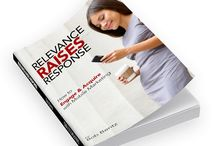Relevance Raises Response: How to Engage and Acquire with Mobile Marketing / Bob Bentz's new 354 page book about mobile marketing was created by somebody who lives mobile every day. It is available for purchase at Amazon, other fine online book retailers, or at: http://relevanceraisesresponse.com