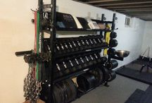 Home Gym / by Allen Arrick