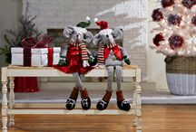 Holiday Figures