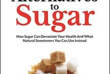 Sugar Alternatives / Thinking of cutting down on your sugar intake? There are plenty of natural alternatives to help satisfy your sweet-tooth and also keep you healthy. Visit http://www.marilynglenville.com/ for further information.