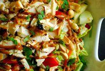 salads / by Kimberly Hyman