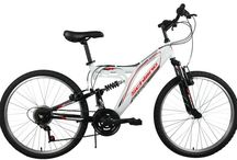 MTB & City Bike / Biciclette Schiano Biammortizzate