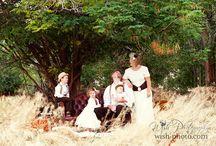 vintage family shoot / by Wendi Klein