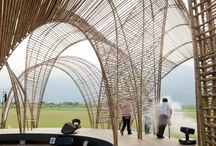 Bamboo Architecture & Crafts / How far can you go with bamboo?