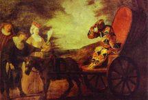 Jean-Antoine Watteau / Baroque Art