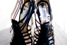 Shoes / by Sherine Paul