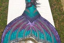 Havfrue hale