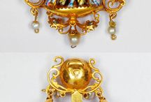 15th - 16th - 17th century jewels