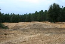 Pitbike / Pitbike tracks built by the Dream Traxx crew