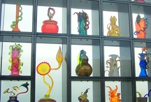 BLOWN GLASS ARTWORK  >>>>> / by Jacqueline P
