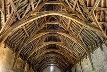 Ceilings , Holzdecken